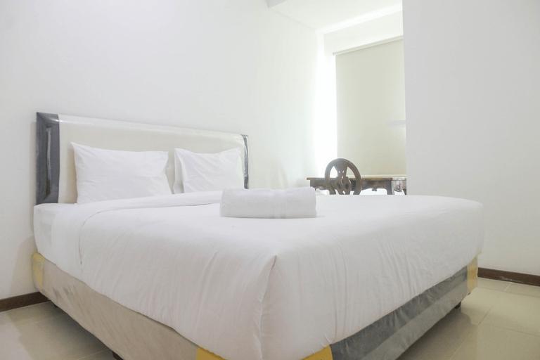 Modern 1BR at Condominium Green Bay Pluit Apartment By Travelio, North Jakarta