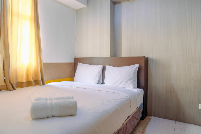 Elegant and Comfy 2BR at Kalibata City Apartment By Travelio, Jakarta Selatan