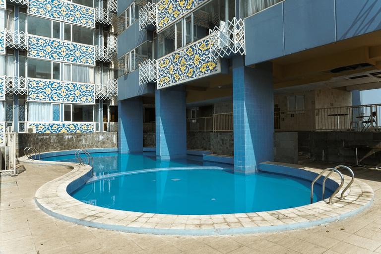 Relaxing Studio Apartment at Saladdin Mansion By Travelio, Depok