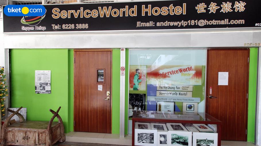 ServiceWorld Hostel, Outram