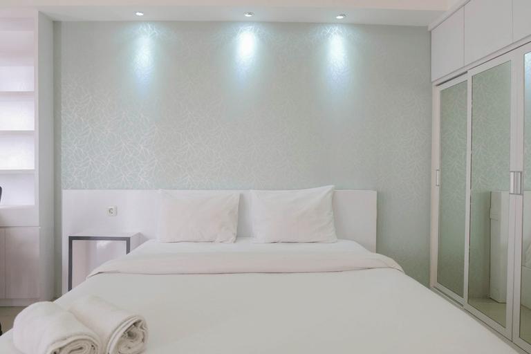 Strategic Studio Room Park View Condominium Apartment By Travelio, Depok