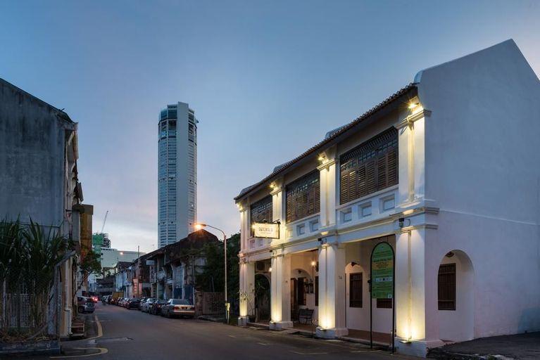 Rope Walk Guest House, Penang Island