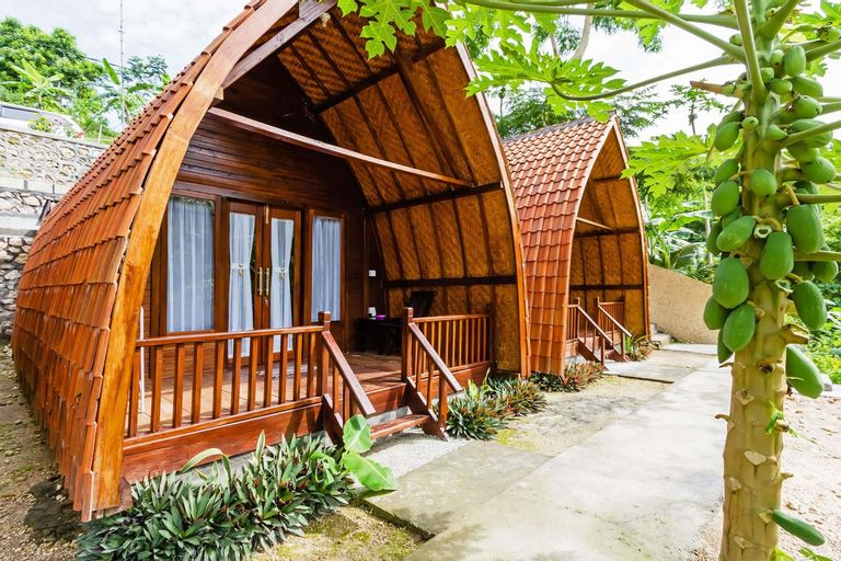 Butterfly Bungalows, Klungkung
