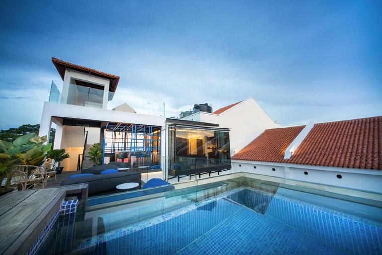 Tien Hotel, Pulau Penang