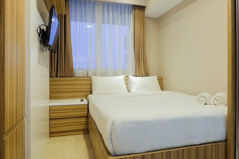Comfy and Modern 1BR at Lexington Apartment by Travelio, South Jakarta