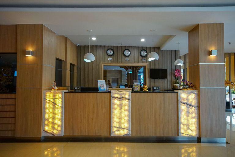 OYO 344 Kr Hotel, Palembang