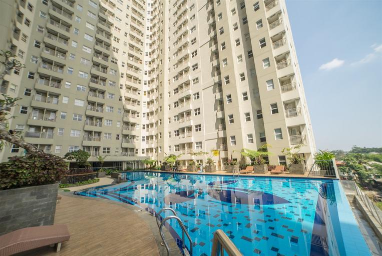 Minimalist 2BR Apartment at Parahyangan Residence By Travelio, Bandung