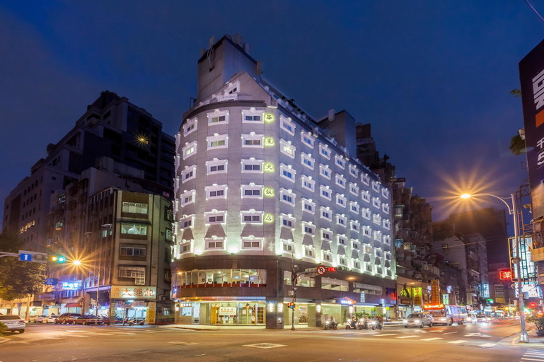Ferrary Hotel, Taipei City