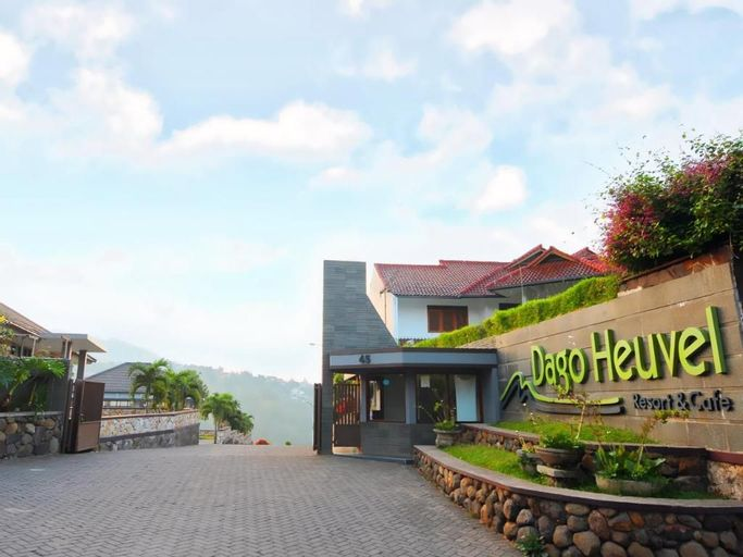 Dago Heuvel Restaurant Resort & Cafe, Bandung