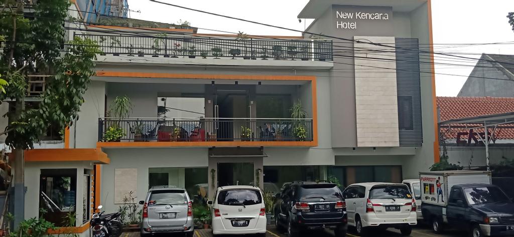 New Kencana Hotel Bandung, Bandung
