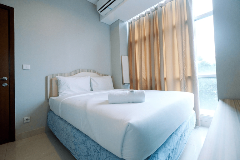 Modern 2BR Capitol Park Residence Apartment By Travelio, Jakarta Pusat