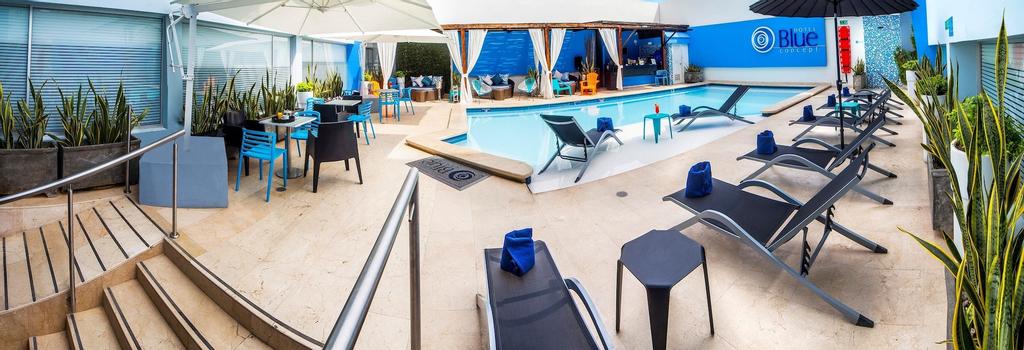 Hotel Blue Concept, Cartagena de Indias