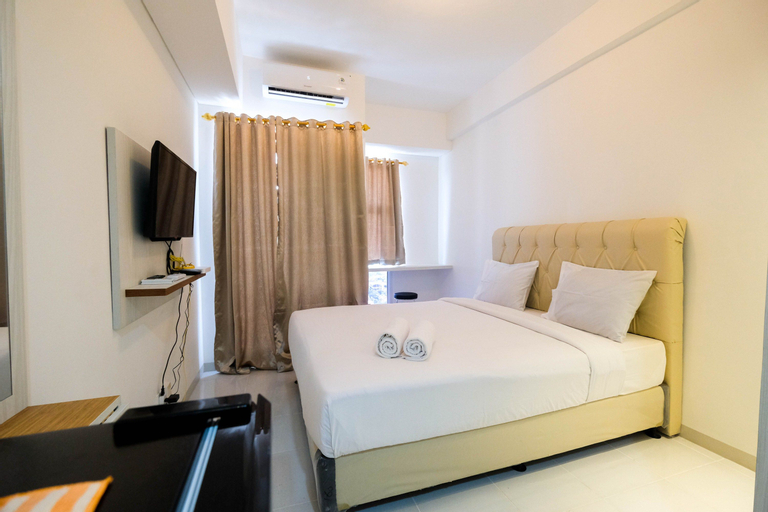 Gorgeous Studio Apartment at Akasa Pure Living BSD By Travelio, South Tangerang