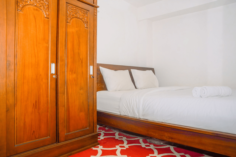 Comfy and Beautiful 1BR at Tamansari The Hive Apartment By Travelio, East Jakarta