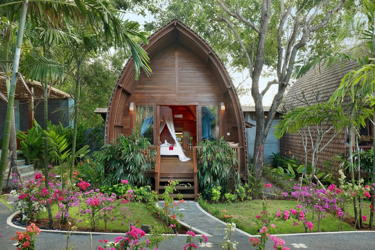Uluwatu Lumbung Cottages, Badung