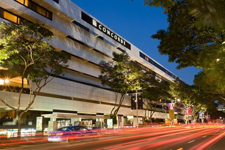 Concorde Hotel Singapore, Orchard