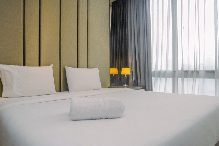 Prime Location and Luxury 2BR The Empyreal Apartment By Travelio, Jakarta Selatan
