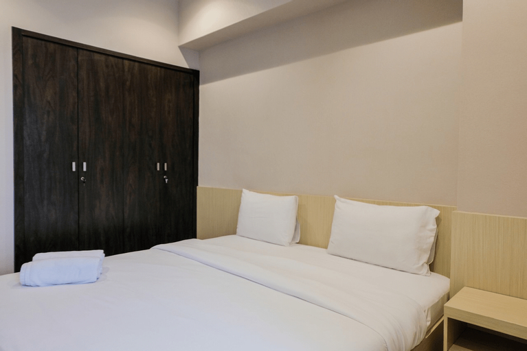 Fully Furnished 1BR at The Branz BSD Apartment By Travelio, Tangerang