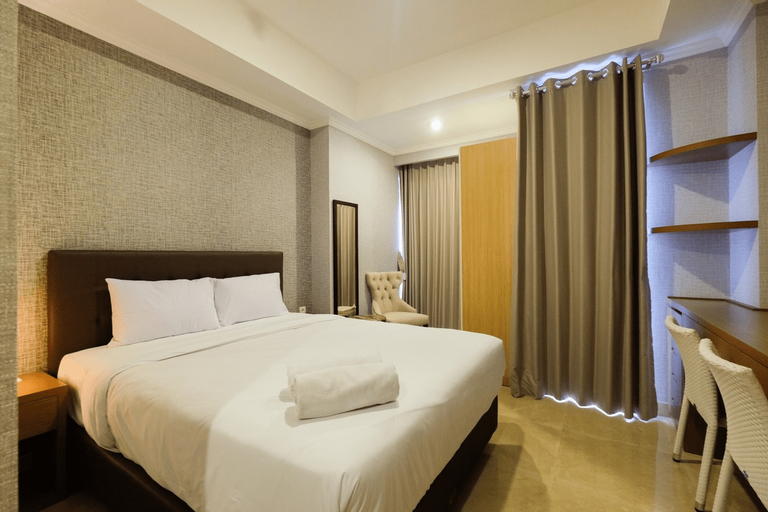 Luxurious Studio at Menteng Park Apartment By Travelio, Jakarta Pusat