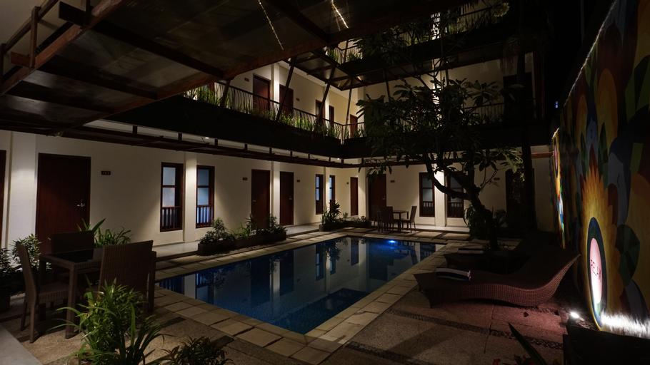 Keola Hotel Legian, Badung