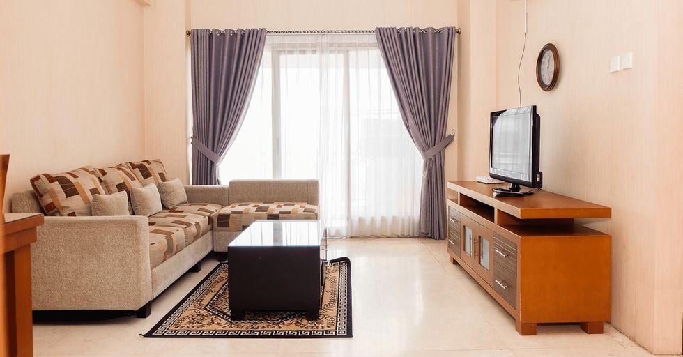 Spacious 3BR Poins Square Apartment By Travelio, Jakarta Selatan