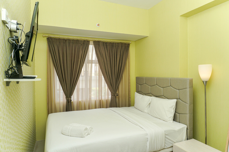 Homey and Luxurious 3BR Vittoria Apartment By Travelio, West Jakarta