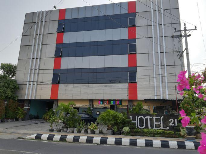 Hotel 21 Pati, Pati