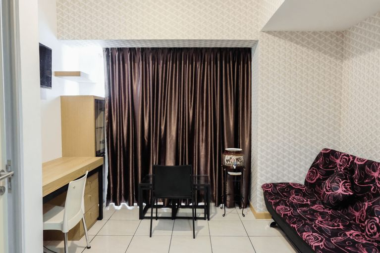 Homey 1BR Apartment at M-Town Residence By Travelio, Tangerang