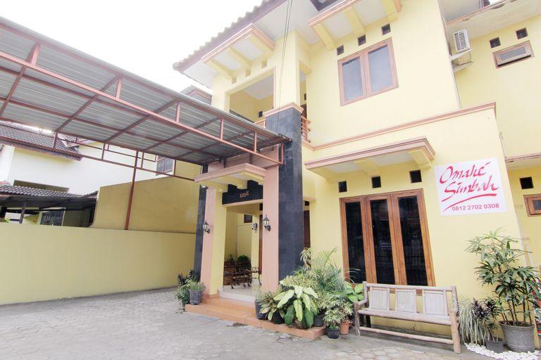 Omahe Simbah Guesthouse, Sleman