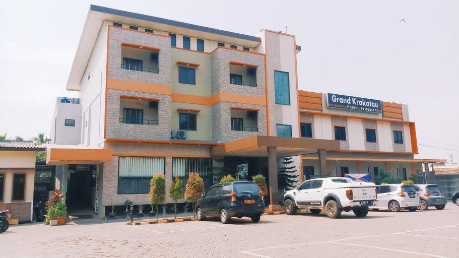 Grand Krakatau Hotel, Serang