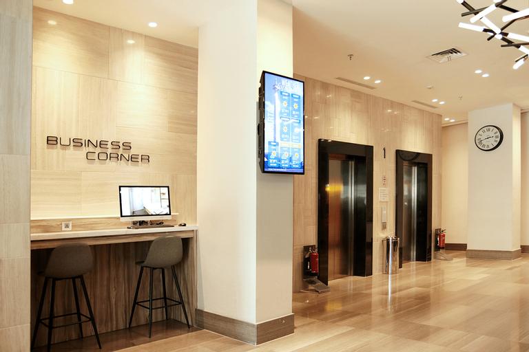 Erian Hotel Jakarta Jakarta Pusat Booking Murah Di Tiket Com