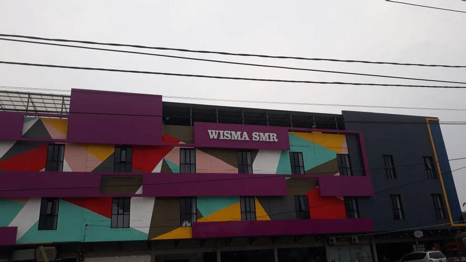 Wisma SMR Panam (tutup permanen), Pekanbaru