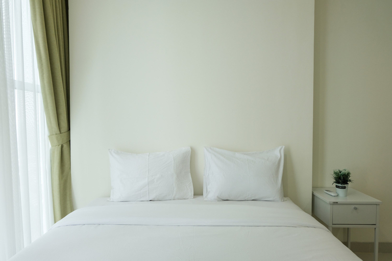 Simply and Relax 1BR @ Brooklyn Apartment By Travelio, Tangerang Selatan