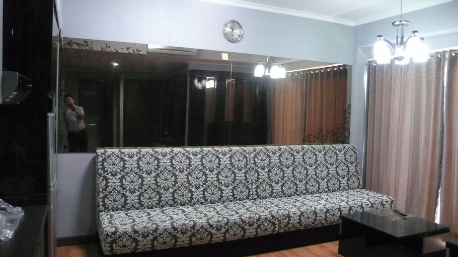 Apt Waterplace 2BR With Luxury Interior GG 2 Sebelah Pakuwon Mall, Surabaya