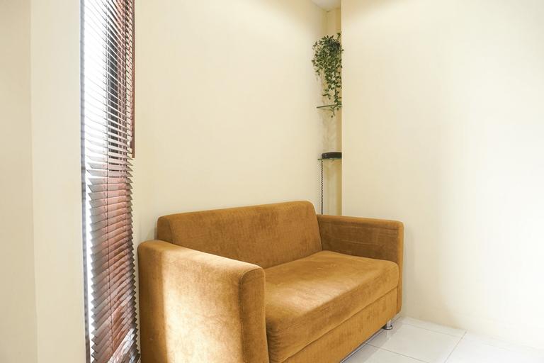 Cozy Studio Apartment at Tamansari Sudirman Executive Residence By Travelio, South Jakarta