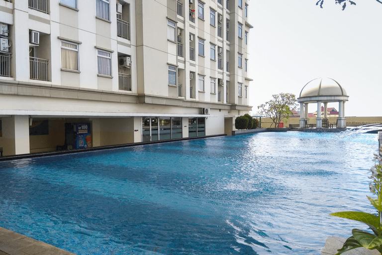 Cozy 2BR Green Lake Sunter Apartment By Travelio, Jakarta Utara