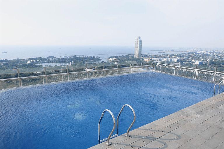 Modern 2BR Northland Apartment near Ancol By Travelio, Jakarta Utara