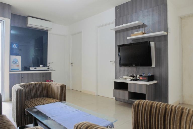 Modern 3BR at Green Palace Kalibata City Apartment By Travelio, Jakarta Selatan