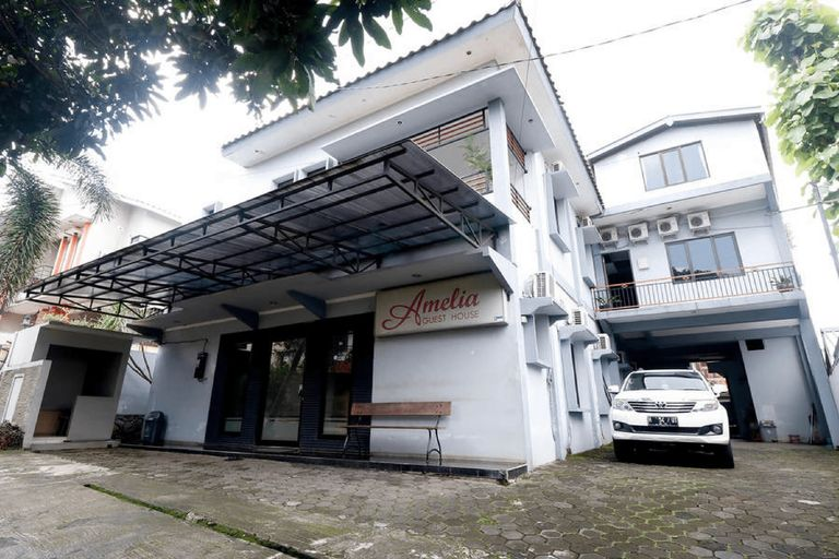 RedDoorz Plus near Undip Tembalang, Semarang
