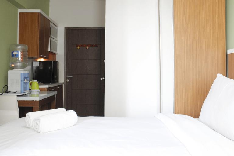 Cozy Studio Apartment Easton Park Residence Jatinangor By Travelio, Sumedang