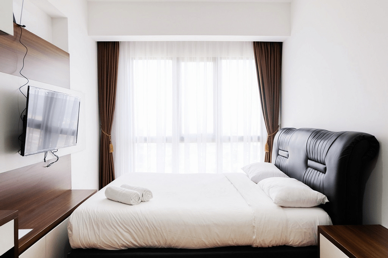 1BR Apartment at M Town Residence near Summarecon Mall Serpong By Travelio, Tangerang