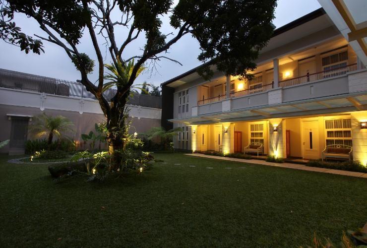 Selaras Guest House and Restaurant, Bandung
