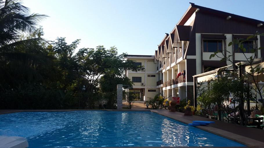 Vientiane Garden Service Apartment, Sisattanak