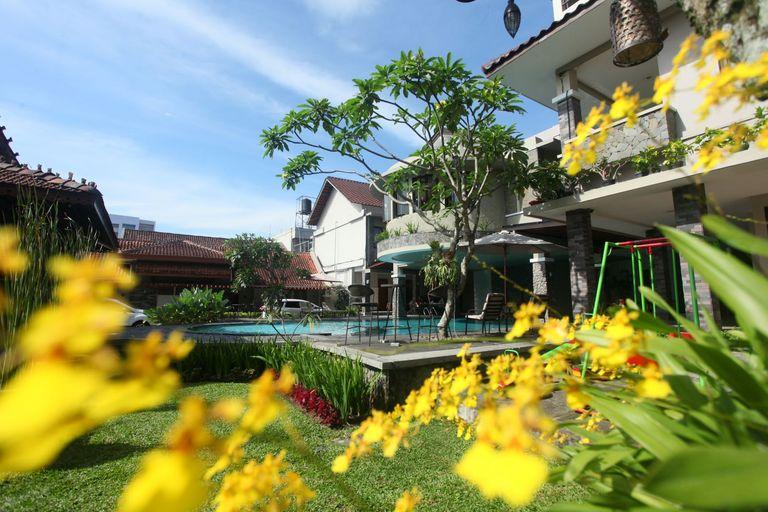 Hotel Sriti, Magelang