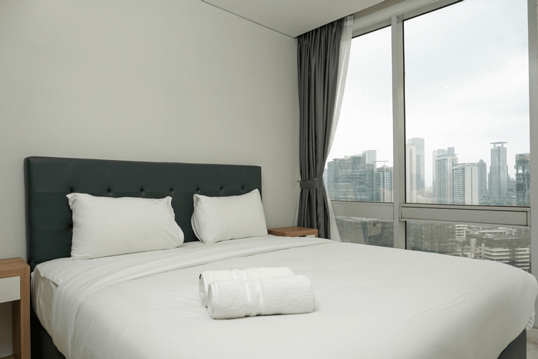 Cozy 2BR at Empyreal Epicentrum Apartment By Travelio, Jakarta Selatan