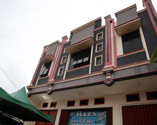 OYO 1728 D'rizd Homestay Syariah, Bukittinggi
