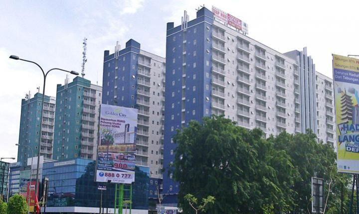 Room 77 @Apartment Grand Center Point Bekasi, Bekasi