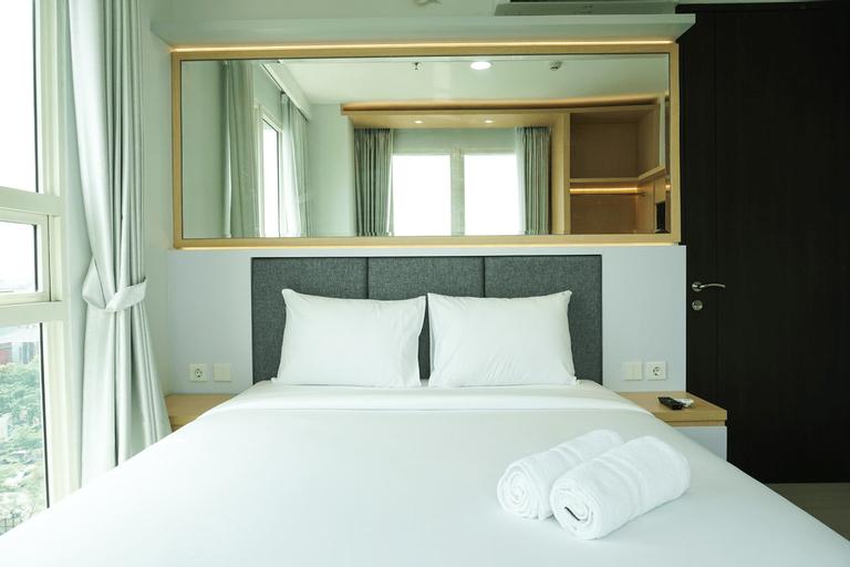 Modern 2BR Apartment at CitraLake Suites By Travelio, Jakarta Barat