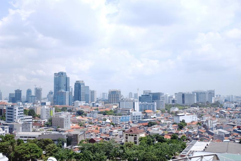 2BR Menteng Park Apartment by Bali Maisonette, Central Jakarta