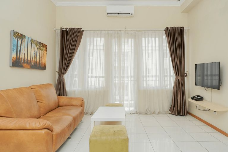3BR Executive Residence at Grand Palace Kemayoran by Travelio, Central Jakarta